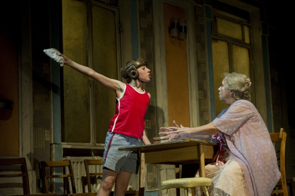 Photo Flash: BILLY ELLIOT Plays Victoria Palace Theatre