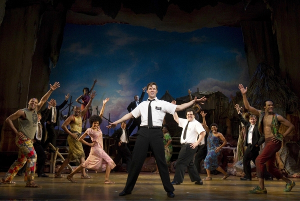 The Book of Mormon Production Photo
