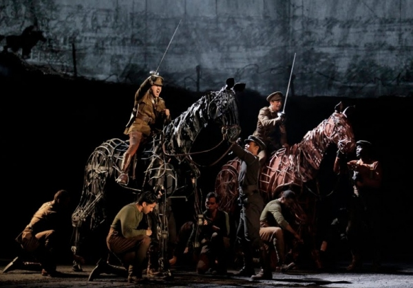 Photo Flash: WAR HORSE at LCT - First Production Shots