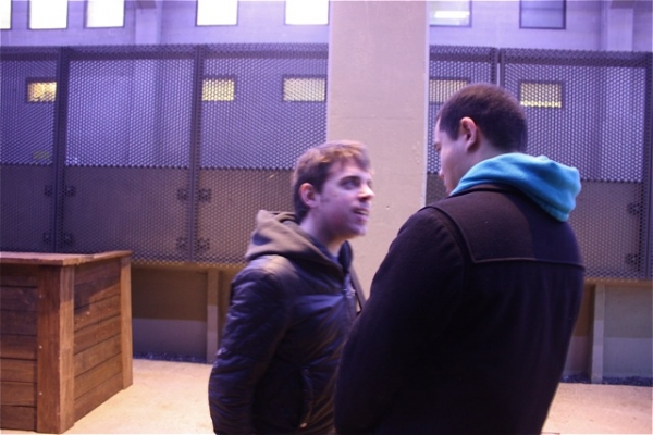 Photo Flash: Primary Stages' Site Specific Directing
