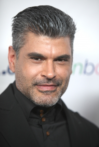 Mike Ruiz attending the 22nd Annual GLAAD Media Awards in New York City. Photo