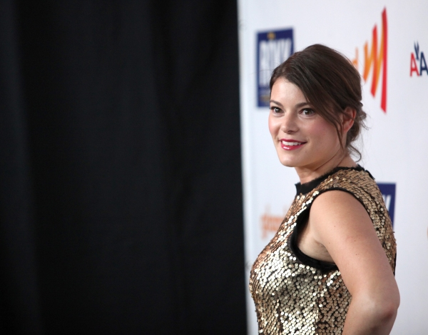 Gail Simmons attending the 22nd Annual GLAAD Media Awards in New York City.