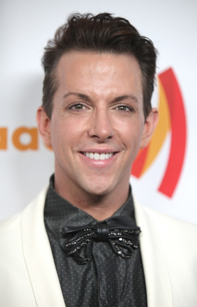 Derek Warburton attending the 22nd Annual GLAAD Media Awards in New York City.