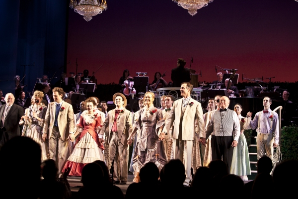 Photo Coverage: Encores! WHERE'S CHARLEY? Completes Run at City Center