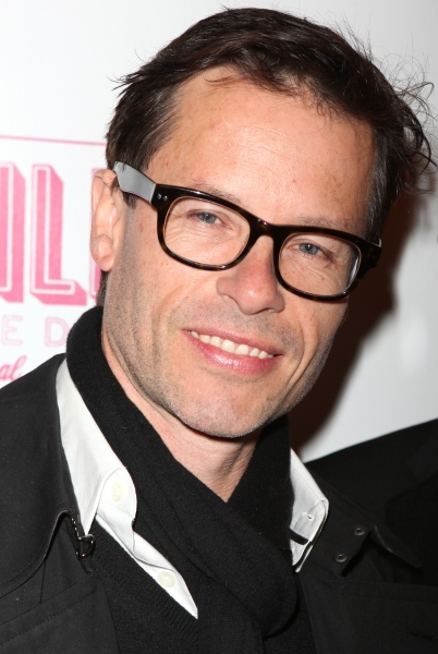 Guy Pierce attending the Broadway opening Night Performance of 'Priscilla Queen of the Desert - The Musical' at the Palace Theatre in New York City.
