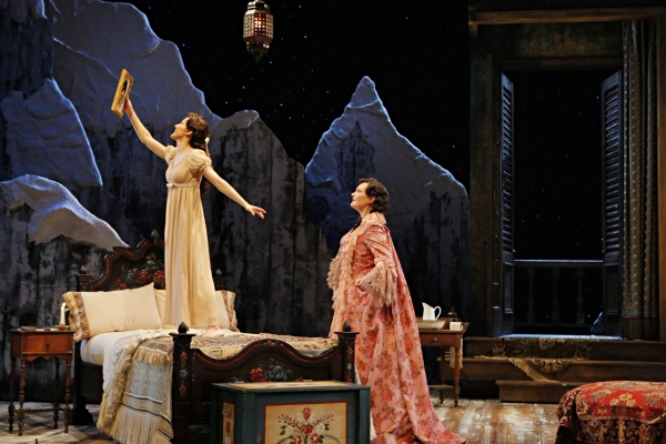 Photo Flash: ARMS AND THE MAN at the Guthrie Theater