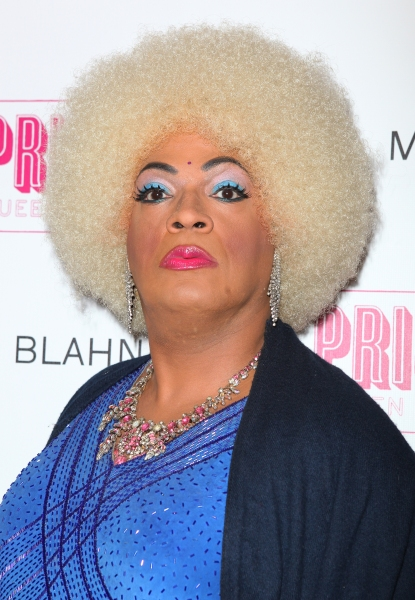 Flotilla DeBarge attending the Broadway opening Night Performance of 'Priscilla Queen Photo