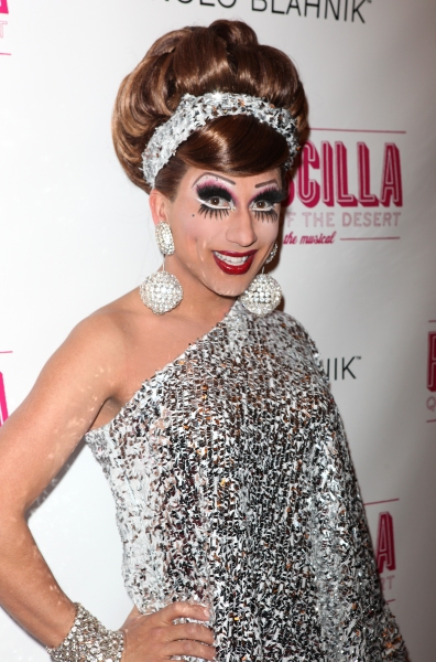 Bianca Del Rio attending the Broadway opening Night Performance of 'Priscilla Queen of the Desert - The Musical' at the Palace Theatre in New York City.
