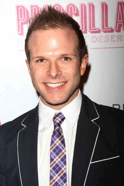 Chef Zac Young attending the Broadway opening Night Performance of 'Priscilla Queen of the Desert - The Musical' at the Palace Theatre in New York City.
