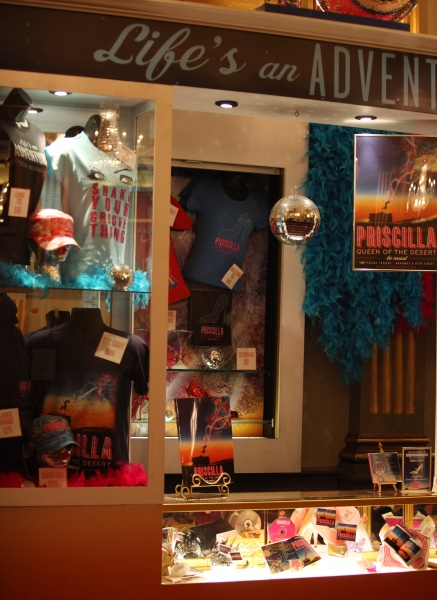 Photo Coverage: PRISCILLA Lobby Boutique is Open!