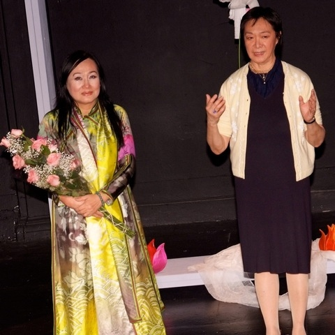 Photo Flash: Pan Asian Repertory Theatre Celebrates Opening Night of WE ARE