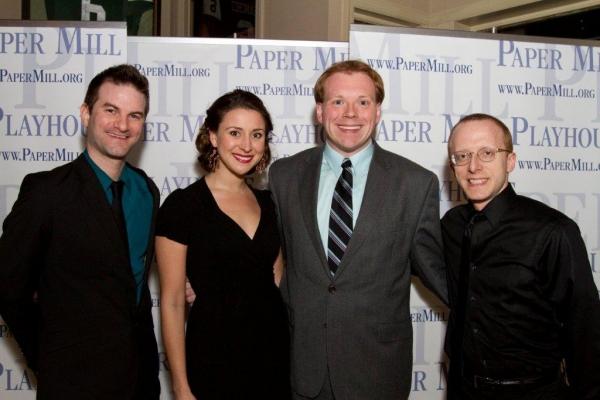 Photo Flash: Paper Mill's FORUM Celebrates Opening Night