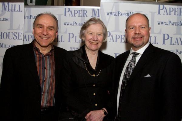 Greg Vinkler, Ann Vinkler and Todd Schmidt
