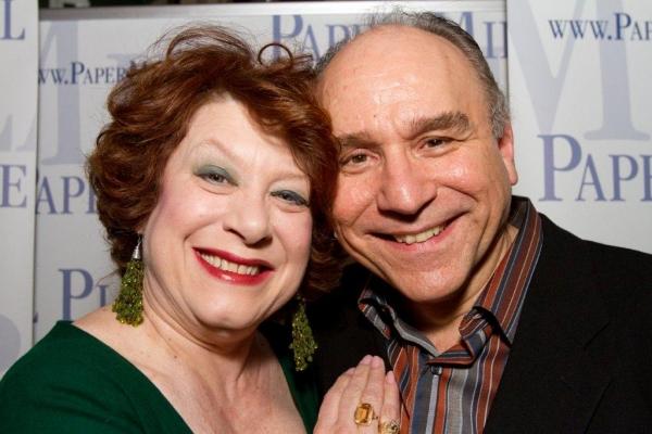 Beth McVey and Greg Vinkler