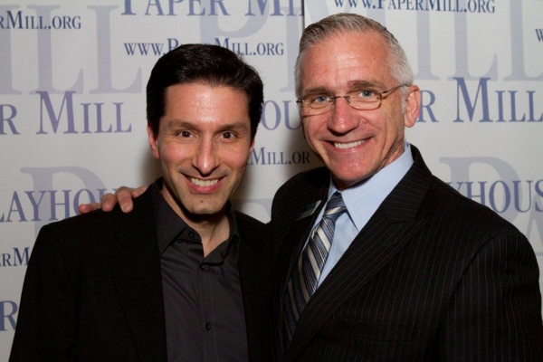 Vince Pesce, Choreographer and Mark S. Hoebee