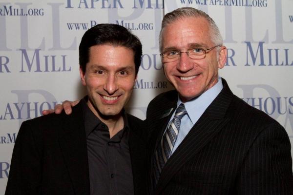Vince Pesce, Choreographer and Mark S. Hoebee