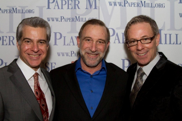 Mark Waldrop, Director; Stephen Berger; Patrick Parker, Associate Artistic Director