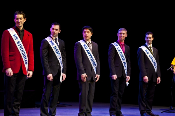 Photo Coverage: Broadway Beauty Pageant 2011!