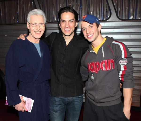Photo Coverage: PRISCILLA QUEEN OF THE DESERT - Gypsy Robe Ceremony!