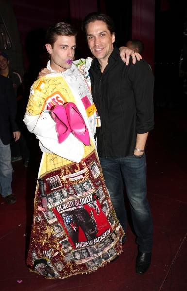 Photo Coverage: PRISCILLA QUEEN OF THE DESERT - Gypsy Robe Ceremony!
