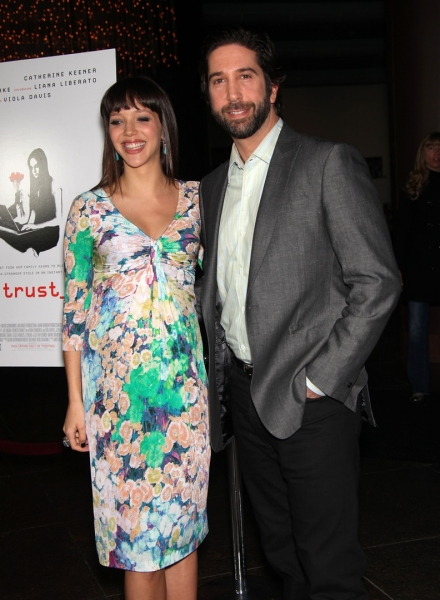 Photo Flash: Schwimmer's TRUST Flick Premieres in LA