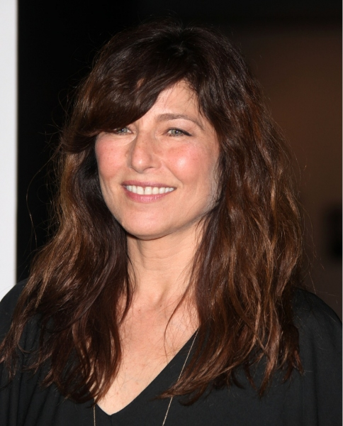 Catherine Keener at Schwimmer's TRUST Flick Premieres in LA