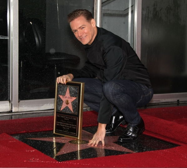 Bryan Adams Photo