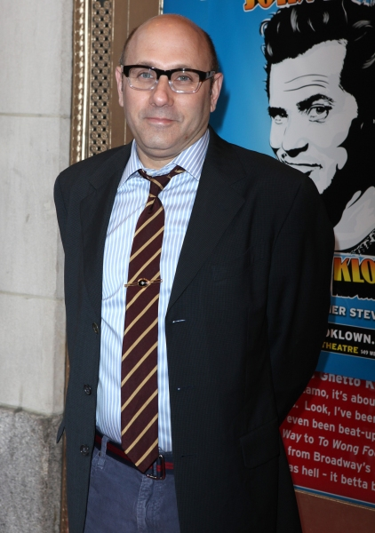 Willie Garson attending the Broadway Opening Night Performance of  'Ghetto Klown'  at the Lyceum Theatre in New York City.