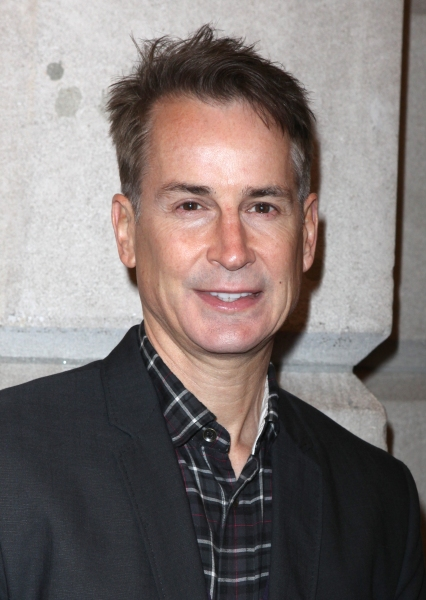 Geoffrey Nauffts attending the Broadway Opening Night Performance of  'Ghetto Klown'  at the Lyceum Theatre in New York City. at GHETTO KLOWN Opening Night Arrivals