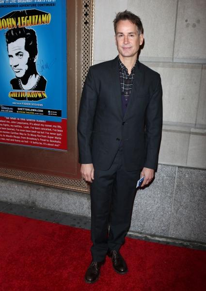 Geoffrey Nauffts attending the Broadway Opening Night Performance of  'Ghetto Klown'  Photo