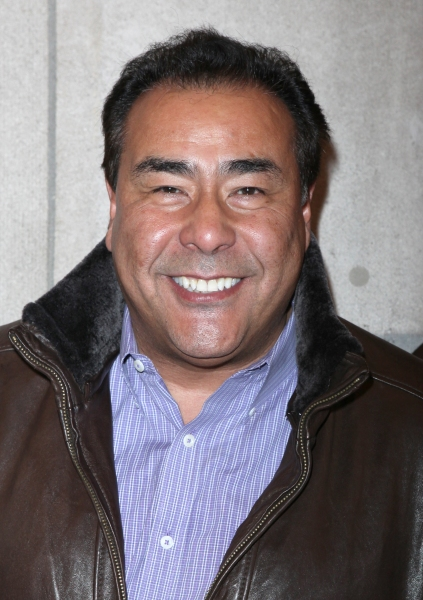 John Quinones attending the Broadway Opening Night Performance of  'Ghetto Klown'  at Photo