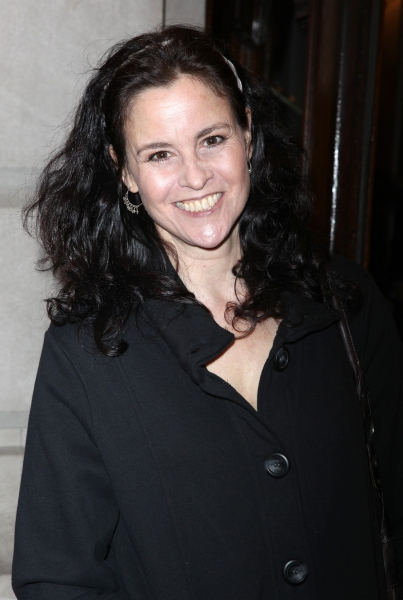 Ally Sheedy attending the Broadway Opening Night Performance of  'Ghetto Klown'  at the Lyceum Theatre in New York City. at GHETTO KLOWN Opening Night Arrivals
