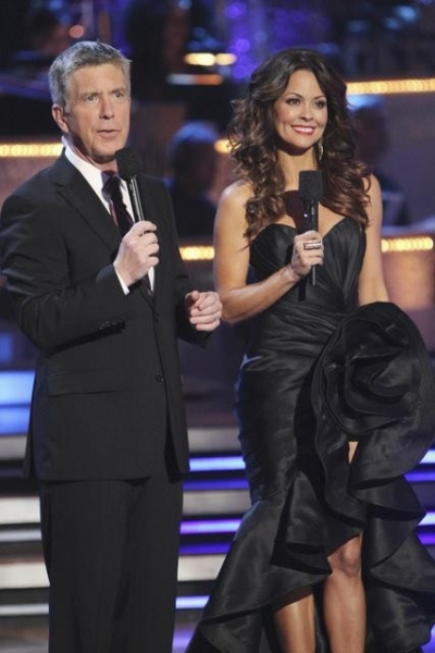 Tom Bergeron, Brooke Burke