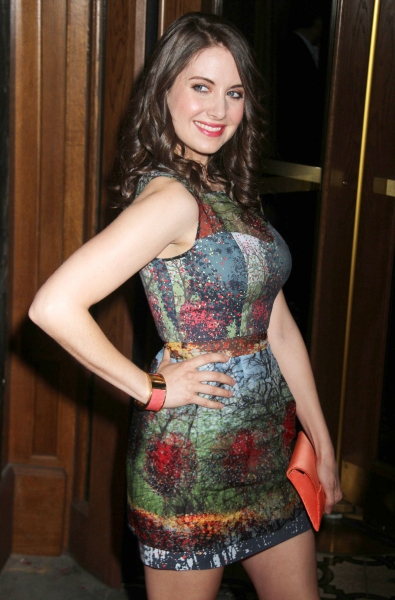 Alison Brie at THE DECISION Premieres in NYC