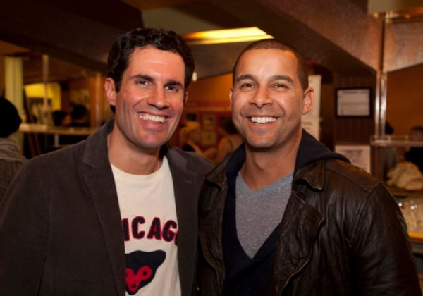 Johnny Clark , Jon Huertas