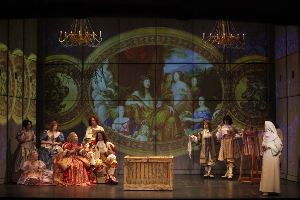 Photo Flash: Asolo Rep's LAS MENINAS