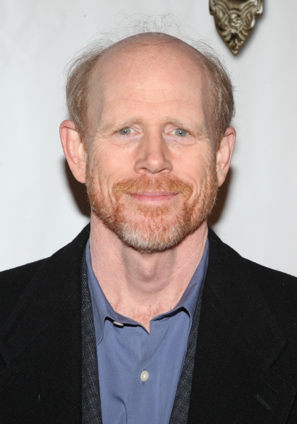 Ron Howard attending the Broadway Opening Night Performance of 'The Book Of Mormon' at The Eugene O'Neill Theatre in New York City. at THE BOOK OF MORMON Opening Night - Theatre Arrivals