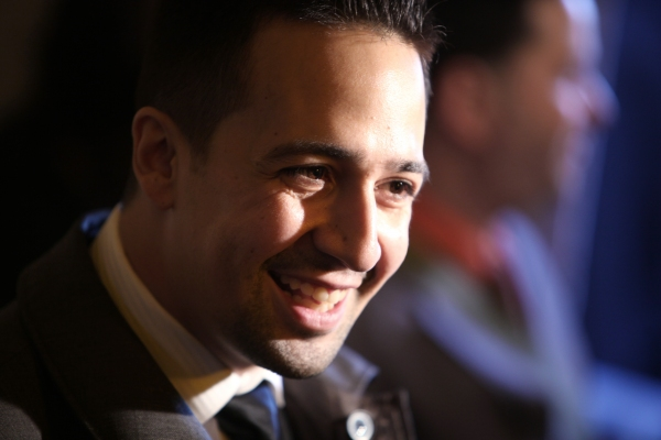 BWW Interviews: Talking MERRILY with Lin-Manuel Miranda