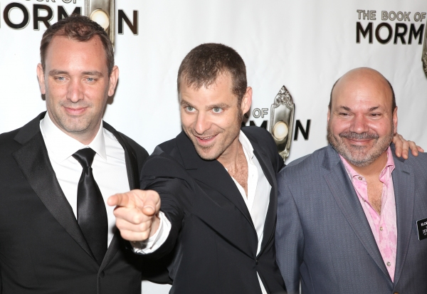 Photos: THE BOOK OF MORMON Opening Night - Theatre Arrivals