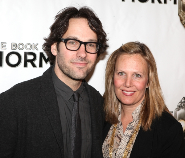 Photo Coverage: THE BOOK OF MORMON Opening Night - Theatre Arrivals