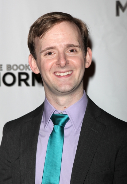 Scott Barnhardt attending the Broadway Opening Night After Party for 'The Book Of Mormon' at Gotham Hall in New York City.