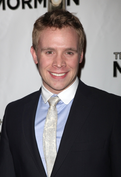 Brian Sears attending the Broadway Opening Night After Party for 'The Book Of Mormon' Photo