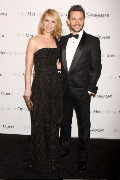 Claire Danes and Hugh Dancy Photo