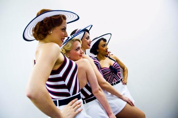 Kimberly Faure, Joyce Chittick, Jennifer Savelli & Shina Morris Photo