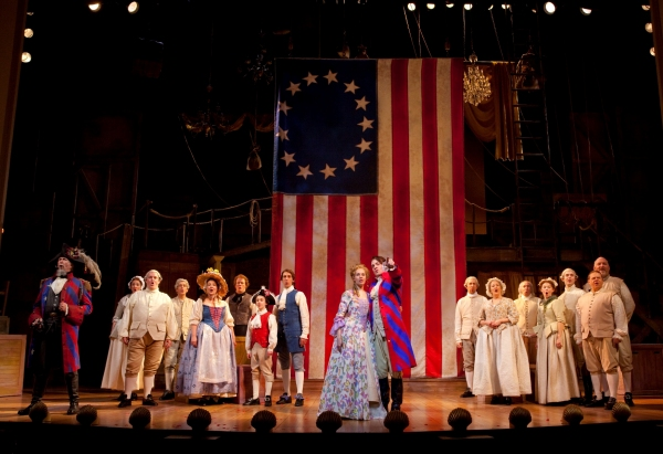 Photo Flash: Ford Theatre's LIBERTY SMITH
