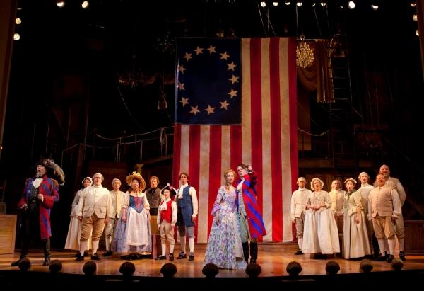 Photo Flash: Ford Theatre's LIBERTY SMITH