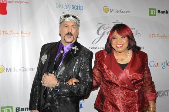 Gabriel Della Notte and Pepper Mashay