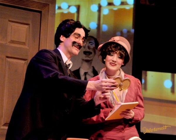 Peter Boyer and Katherine Yacko