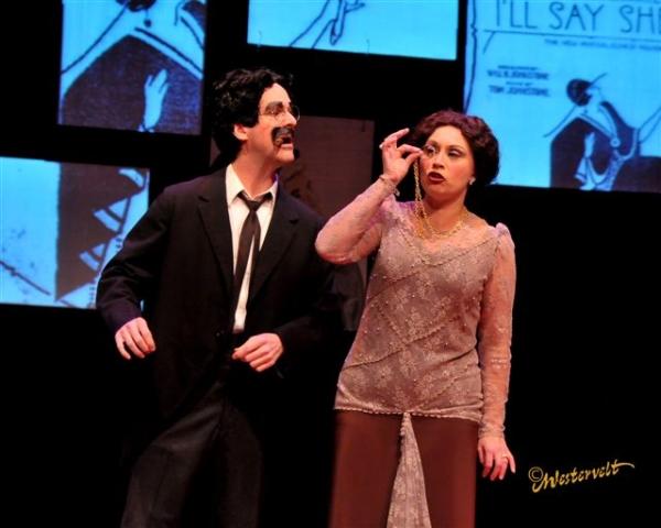 Peter Boyer and Thomasin Savaiano Photo