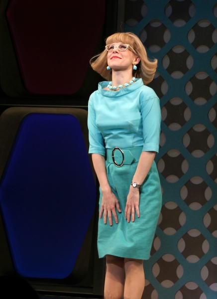 Photo Coverage: HOW TO SUCCEED IN BUSINESS Opening Night Curtain Call